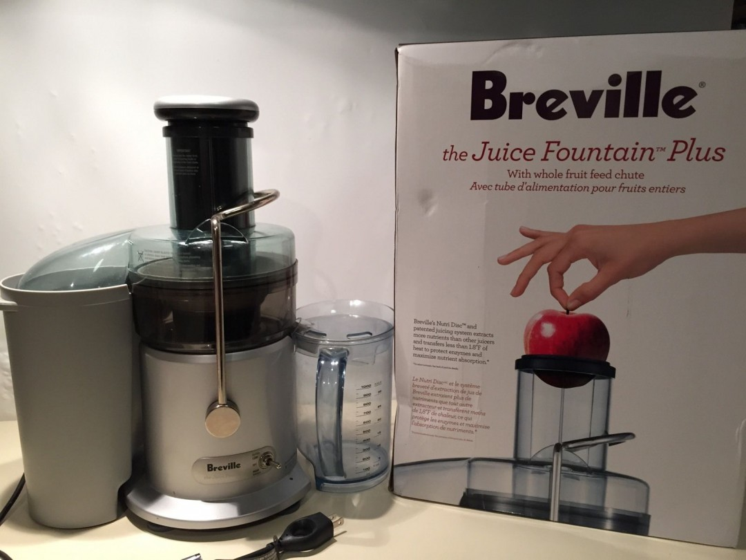 Breville JE98XL Reviewed