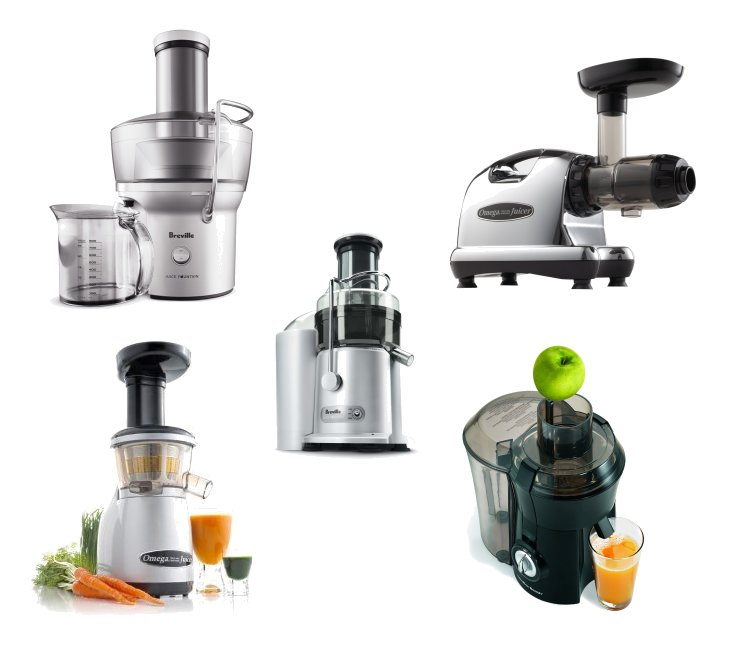 5 Great Juicers