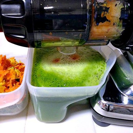 Juicing is a fantastic way to add nutritional PUNCH tohellip