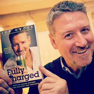 Are you Fully Charged? Joe Crosss new book is ahellip