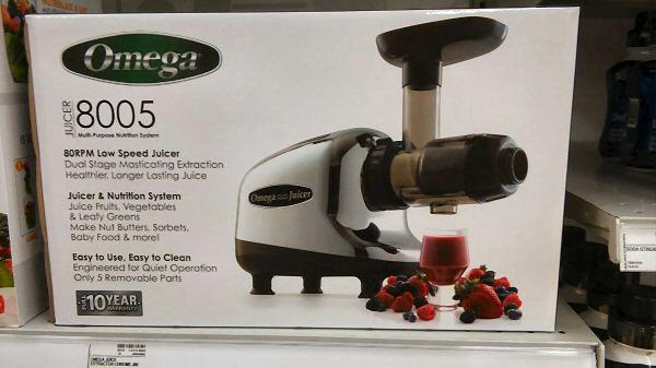 Omega 8005