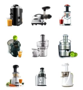 Top Selling Juicers