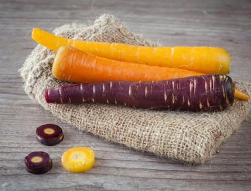 Red & Orange Carrots